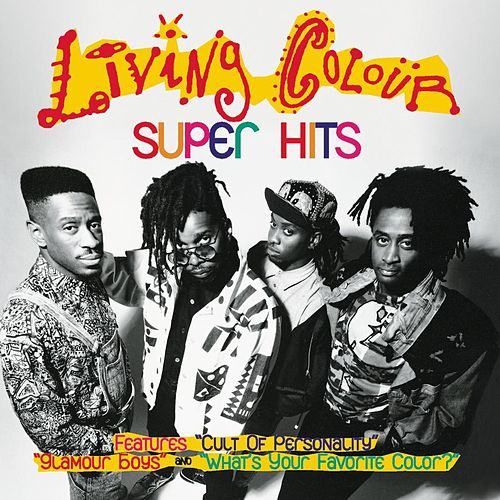 Super Hits by Living Colour