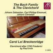 The Bach Family and the Clavichord von Carol Lei Breckenridge