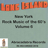 Long Island NY Rock Music of the 60's, Vol. 6 de Various Artists