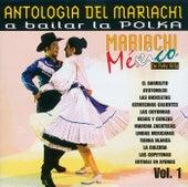 Antologia Del Mariachi Vol.1 A Bailar