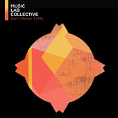 Don't Matter To Me (arr. piano) de Music Lab Collective