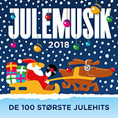 Julemusik – De 100 Største Julehits by Various Artists