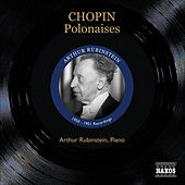 Chopin: Polonaises by Arthur Rubinstein