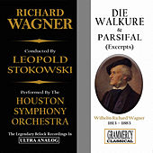 Wagner: Die Walküre (The Valkyrie) & Parsifal (Excerpts) von Houston Symphony Orchestra