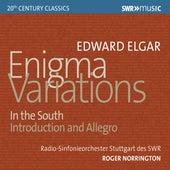 Elgar: Orchestral Works (Live) von Radio-Sinfonieorchester Stuttgart des SWR