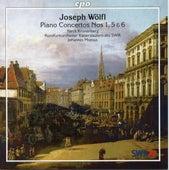 Wölfl: Piano Concertos by Yorck Kronenberg