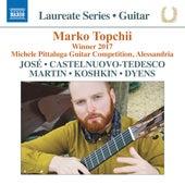 Guitar Recital: Marko Topchii de Marko Topchii