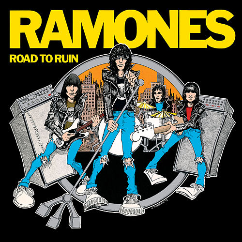 Gimme Gimme Shock Treatment (Live at The Palladium, New York, NY 12/31/79) by The Ramones