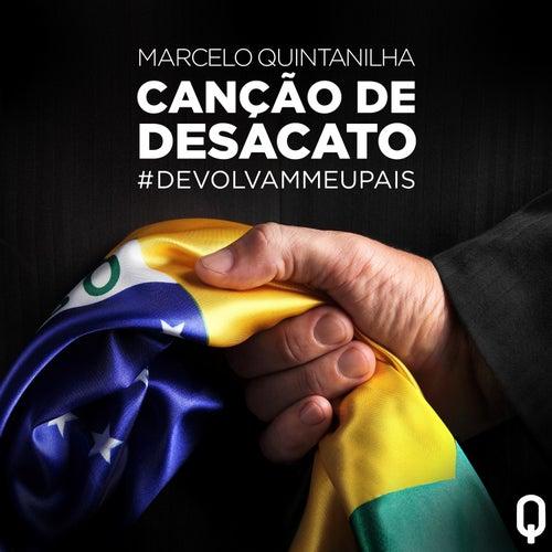 Canção do Desacato von Marcelo Quintanilha