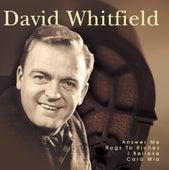 David Whitfield by David Whitfield