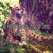 40 Restore Energy Through Sleep de White Noise Babies