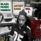Artist Rama Volume 1 by Various Artists
