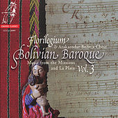 Bolivian Baroque Vol. 3 de Various Artists