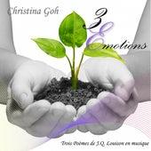 3 émotions (3 poèmes de J.Q. Louison en musique) fra Christina Goh