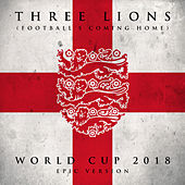 Three Lions (Football's Coming Home) (Epic Version) van Alala
