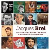 Intégrale des albums studio de Jacques Brel