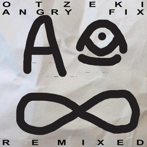 Angry Fix (Remixes) de Otzeki