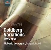 Bach: Goldberg Variations, BWV 988 de Roberto Loreggian