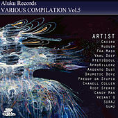 Aluku Records Various Compilation, Vol. 5 - EP by Various Artists
