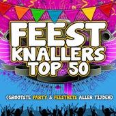 Feestknallers Top 50 (Grootste Party & Feesthits Aller Tijden) de Various Artists
