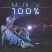 100% by MC Bogy