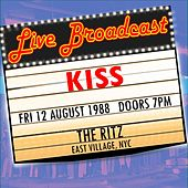 Live Broadcast -  12th August 1988 The Ritz, NYC de KISS