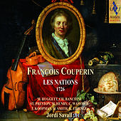 François Couperin: Les Nations (Remastered) by Jordi Savall