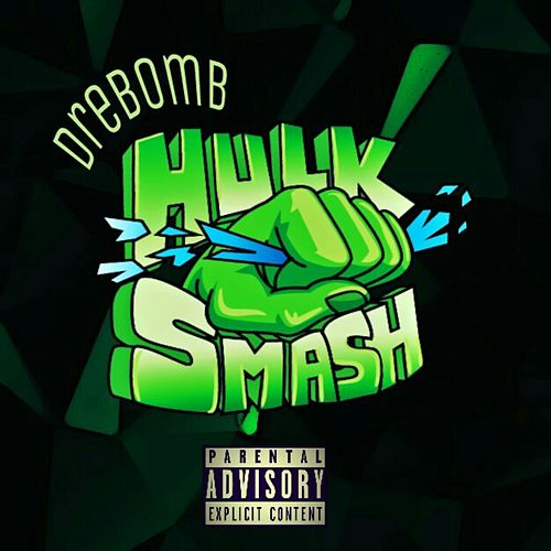 Hulk Smash by Drebomb