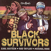 Black Survivor: Reggae Ambassador, Trust In Jah & Babylon A Fight de Various Artists