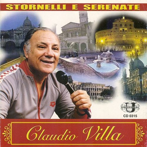 Stornelli e serenate by Claudio Villa