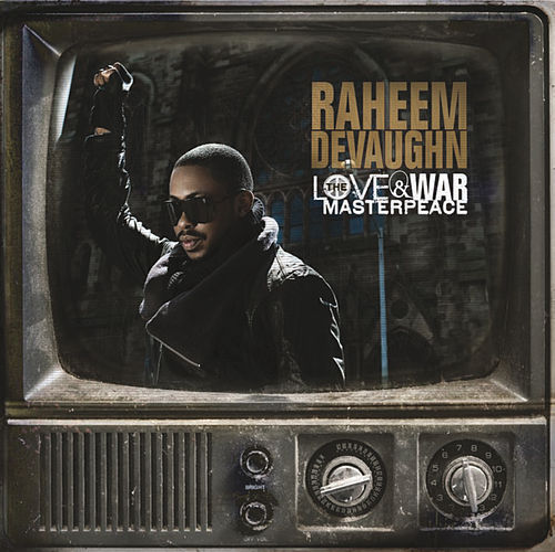 The Love & War Masterpeace by Raheem DeVaughn