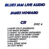 Blues Jam Live Audio: James Howard by James Howard