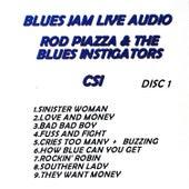 Blues Jam Live Audio: Rod Piazza & The Blues Instigators by Rod Piazza
