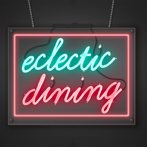 Eclectic Dining by Various Artists