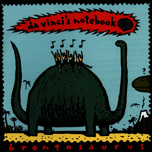 Brontosaurus by Da Vinci's Notebook