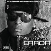 No Room For Error by Various Artists