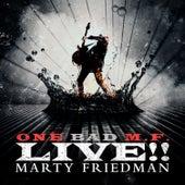 Kaeritakunatta Yo (Live) by Marty Friedman