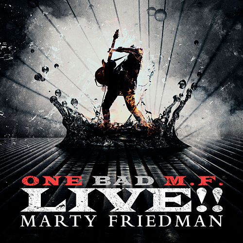 Dragon Mistress (Live) by Marty Friedman
