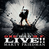 One Bad M.F. Live!! by Marty Friedman