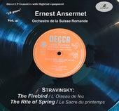 LP Pure, Vol. 41: Ansermet Conducts Stravinsky (Historical Recordings) von Orchestre de la Suisse Romande