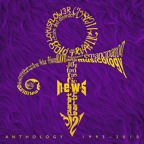 Anthology: 1995-2010 by Prince