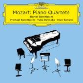 Mozart: Piano Quartets (Live At Pierre Boulez Saal) de Michael Barenboim