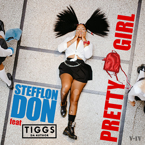 Pretty Girl (feat. Tiggs Da Author) by Stefflon Don