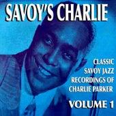 Savoy's Charlie, Vol. 1 von Charlie Parker