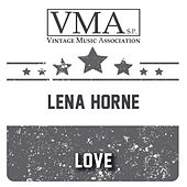 Love by Lena Horne