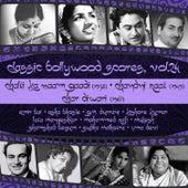 Classic Bollywood Scores,  Vol. 24 : Chalti Ka Naam Gaadi (1958), Chandni Raat (1949), Char Diwari (1961) de Various Artists