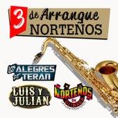 3 De Arranque Norteño de Various Artists