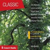Czech Compositions for Violin and Piano: František Novotný, Vladimír Hollý de František Novotný
