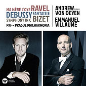 Ravel, Debussy & Bizet: Orchestral Works - Debussy: Fantaisie, L. 73: I. Andante ma non troppo by Prague Philharmonia