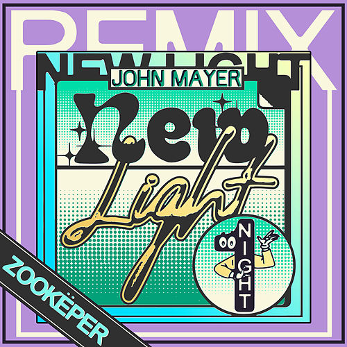 New Light (Zookëper Remix) by John Mayer